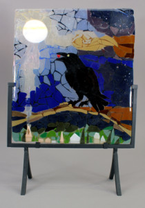Moon Raven  - SOLD