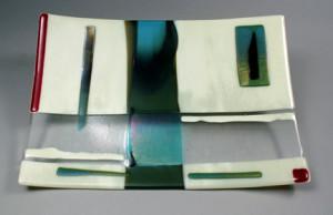 "17"" x 14"" Contemporary Platter"